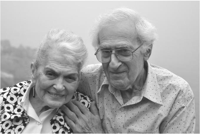 Emily Auerbachs parents