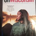 On Wisconsin magazine cover