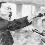 Martin Luther King by Stanley Sallay, Odyssey '07
