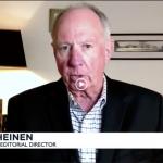 Screenshot of Neil Heimen video