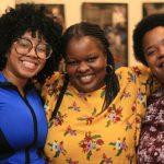 Dominique, Antoinetta, and Shanita
