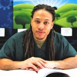 Darren, Odyssey Beyond Bars student enrolled in Afro Am 155 this semester at Oakhill