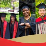 Collage of photos of Odyssey and Odyssey Junior's 2021 graduates