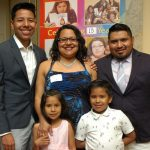 Marisol and family